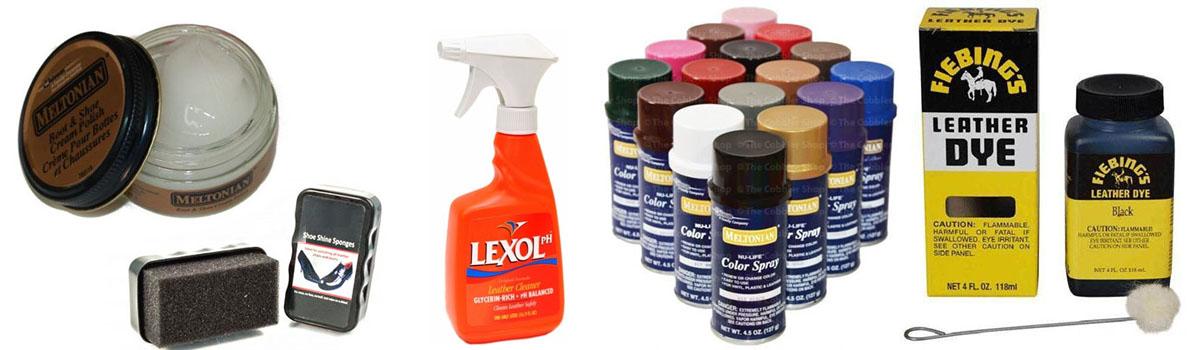 shoe cream polish dyes